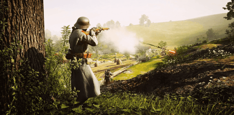 Notas y eventos programados para Battlefield 1: They Shall Not Pass