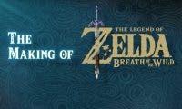 Disfruta con los vídeos del Making of de Zelda: Breath of the Wild