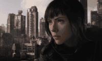 Los 12 primeros minutos de Ghost in the Shell son espectaculares