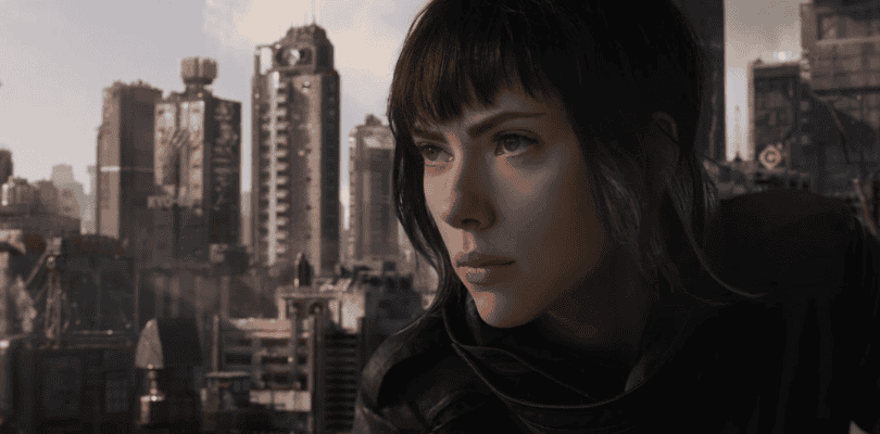 Los 12 primeros minutos de Ghost in the Shell son espectaculares