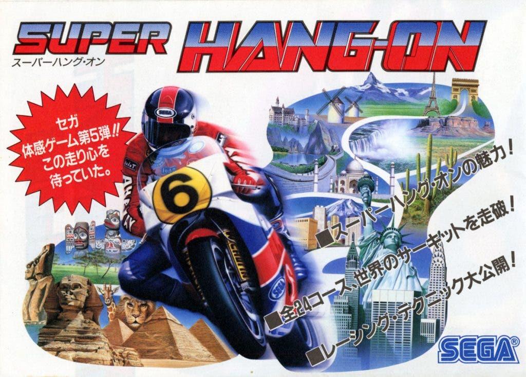 Sega Hang On