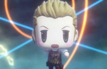 Balthier, de Final Fantasy XII, llegará a World of Final Fantasy