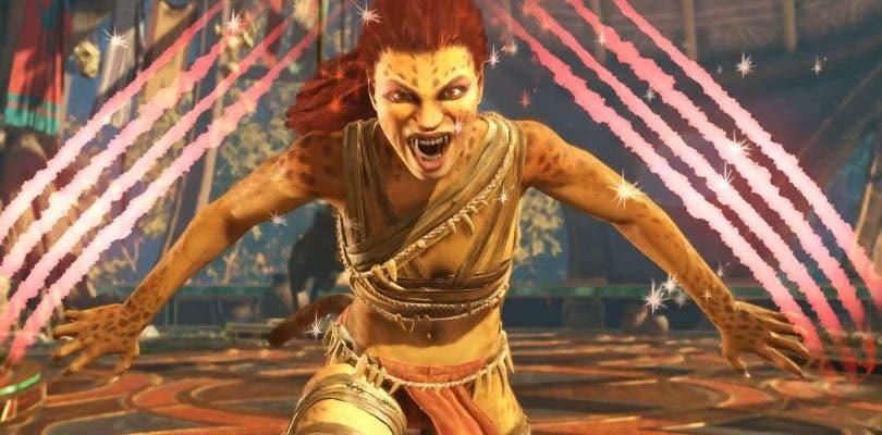 Cheetah es la protagonista del nuevo tráiler de Injustice 2