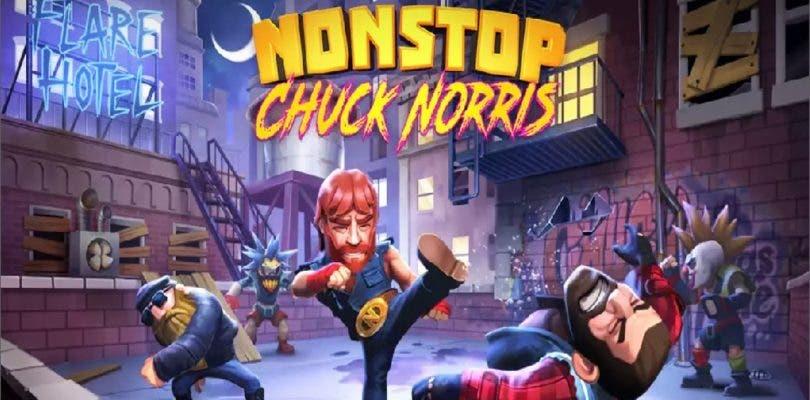 Chuck Norris tendrá su propio juego de móvil