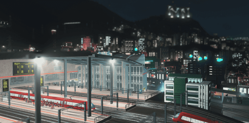 Cities: Skylines – Mass Transit luce su tráiler de lanzamiento