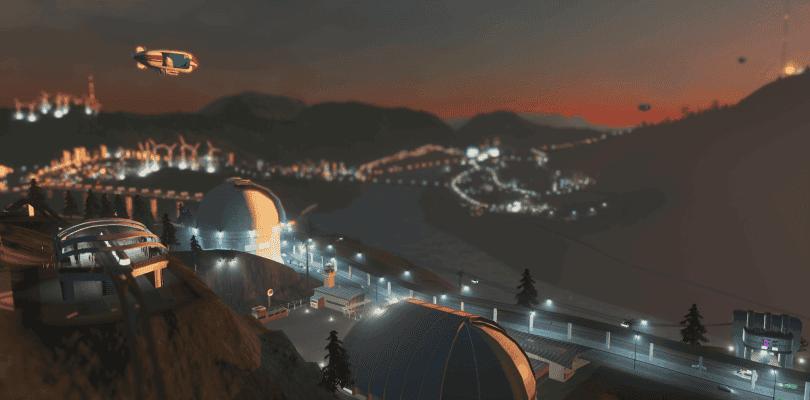 Se ha anunciado que Cities: Skylines llegará a PlayStation 4