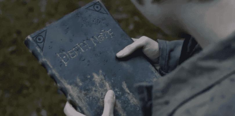 Netflix muestra el primer tráiler de la película de Death Note