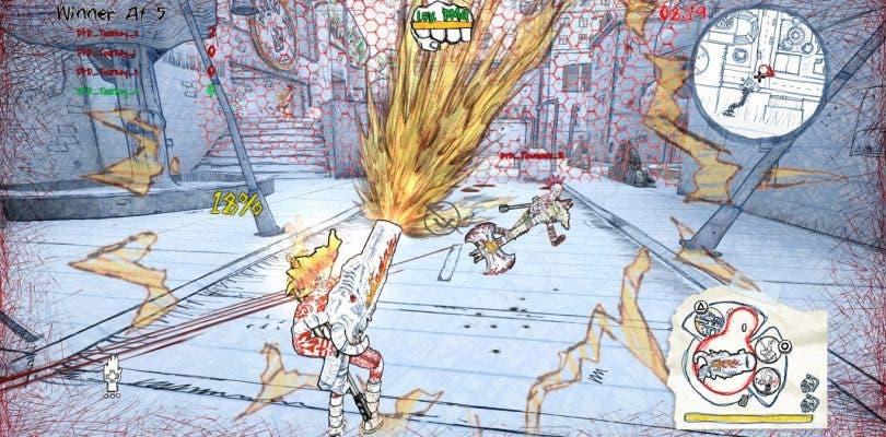 PlayStation Plus traerá Drawn to Death de manera gratuita