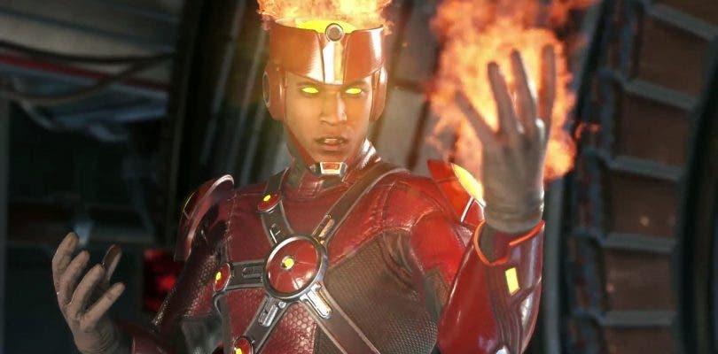 Firestorm es el protagonista del nuevo vídeo de Injustice 2