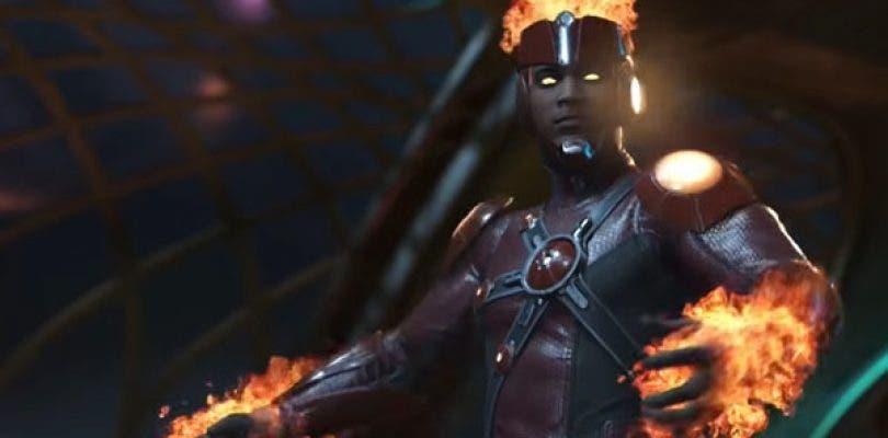 Se confirma la presencia de Firestorm en Injustice 2