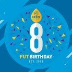 Empiezan las celebraciones en FIFA 17 por el 8 FUT Birthday