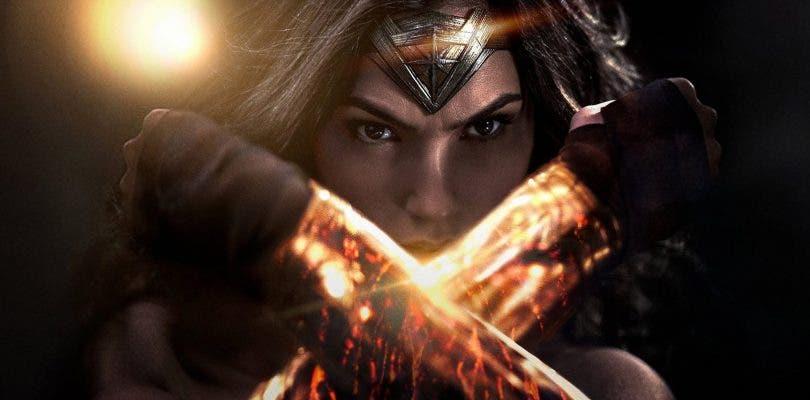 Wonder Woman tiene nuevo póster y es espectacular