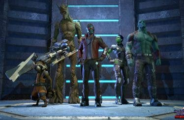 Guardianes de la Galaxia: The Telltale Serie
