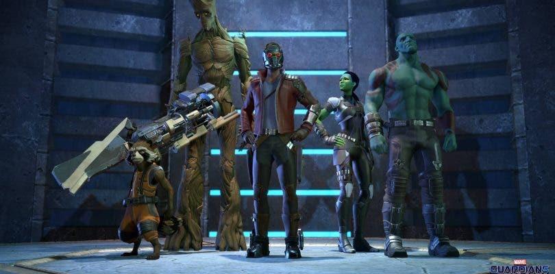 Guardianes de la Galaxia: The Telltale Serie