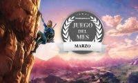 Zelda: Breath of the Wild es nuestro Juego del Mes de marzo