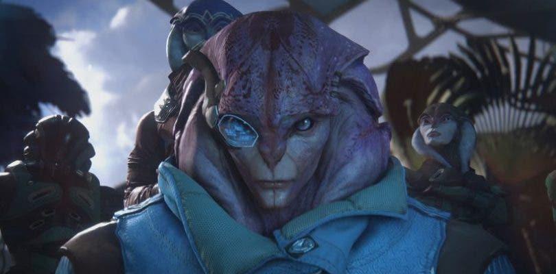Nuevo vídeo de Mass Effect: Andromeda presentando al compañero Jaal