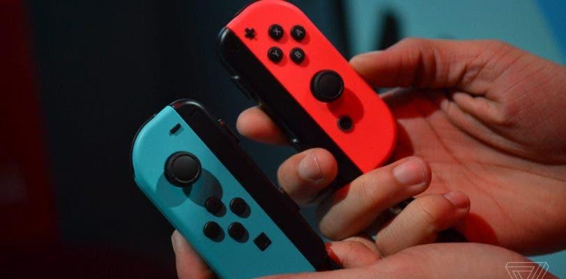 Nintendo busca nuevas maneras de jugar a través de los Joy-con