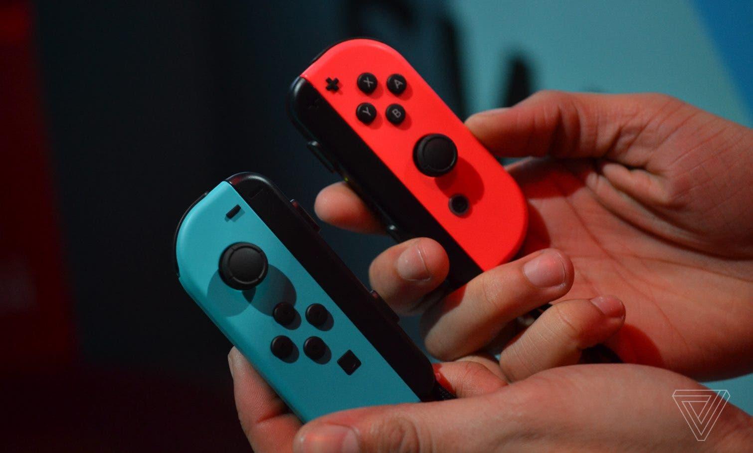 Imagen de Así son los nuevos Joy-Con inspirados en Nintendo GameCube