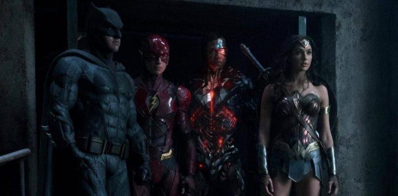 Nuevo teaser tráiler y poster de Justice League