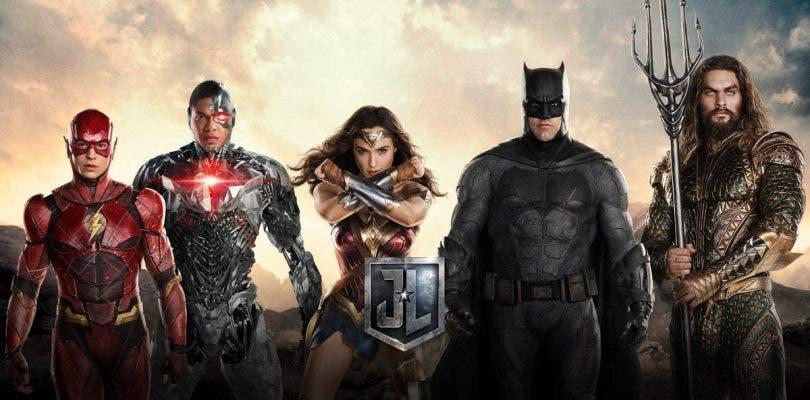 Todos los teasers de Justice League recopilados en un solo tráiler
