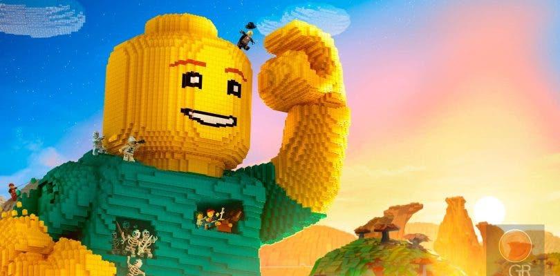 LEGO Worlds tendrá un DLC gratuito por motivo de la Navidad