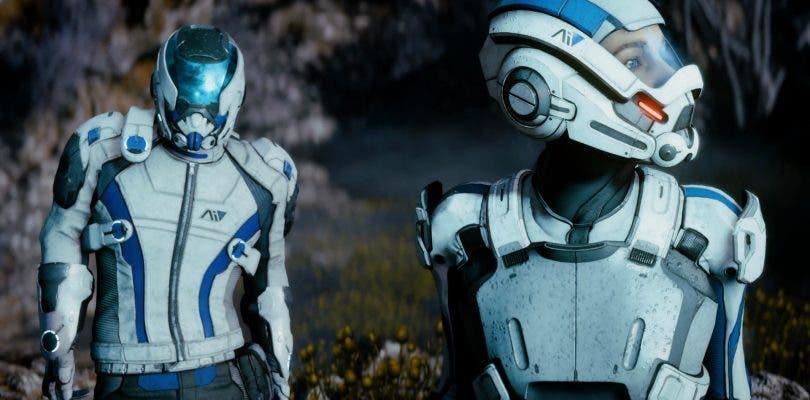 Jugamos a la primera misión de Mass Effect: Andromeda