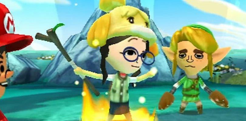 Miitopia, otro título de Nintendo que recibe un nuevo comercial