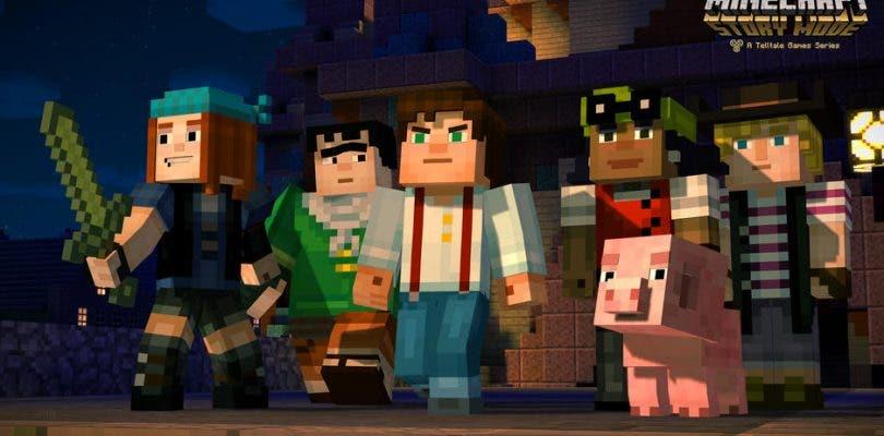 Minecraft: Story Mode – The Complete Adventure, más caro en Switch
