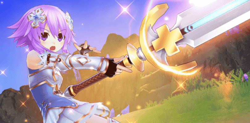 Cyberdimension Neptunia: 4 Goddesses Online llegará a Occidente
