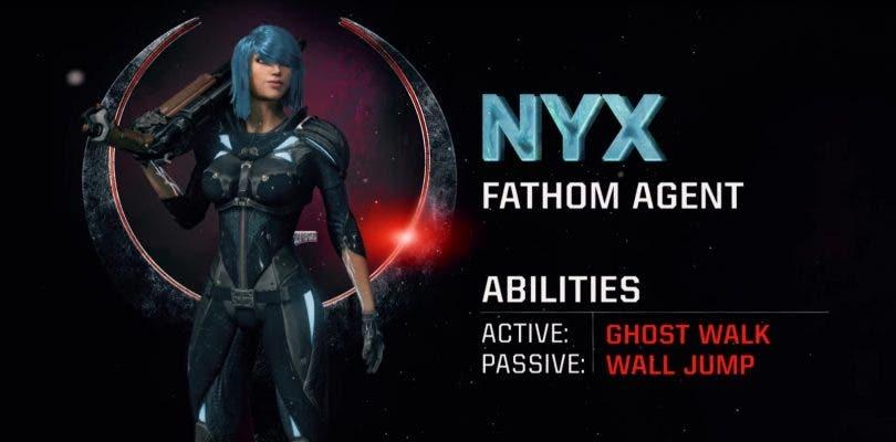 Desvelada Nyx, la primera Campeona de Quake Champions