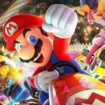 Desvelado el tamaño de Mario Kart 8 Deluxe para Nintendo Switch