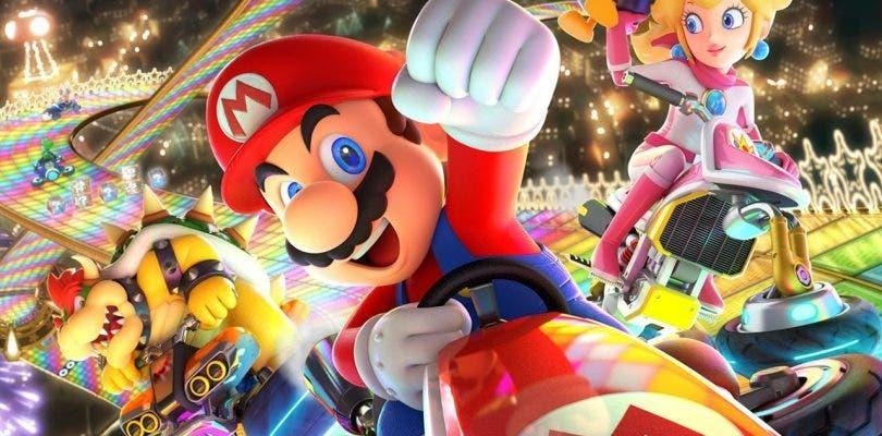 Mario Kart 8 Deluxe es el título de Switch de mayor éxito en Reino Unido