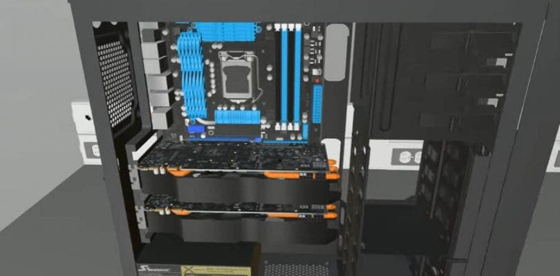 PC Building Simulator ha superado las 100.000 copias vendidas