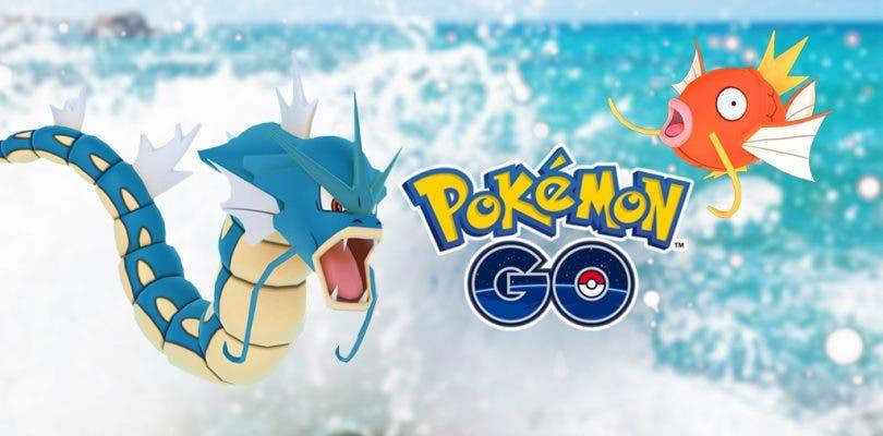 Comienza el Festival de Agua en Pokémon GO