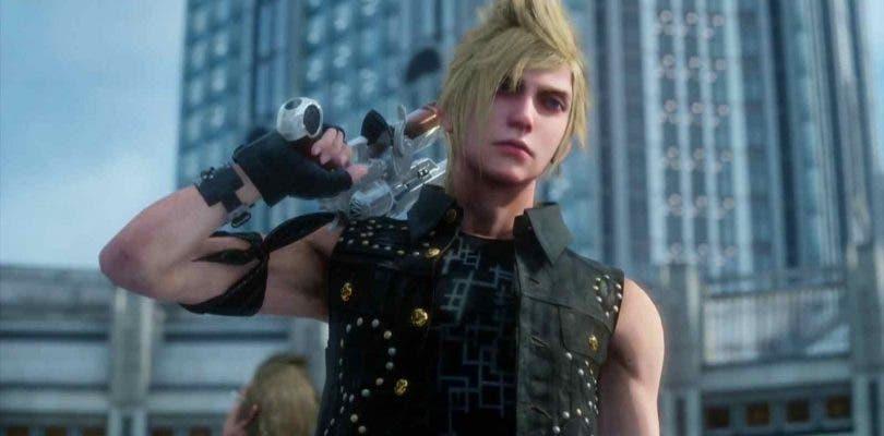 Final Fantasy XV Episodio Prompto confirma su fecha de lanzamiento