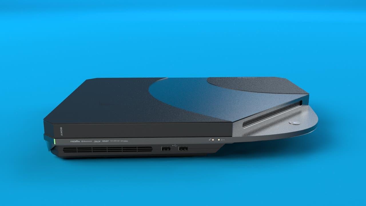 Imagen de PlayStation 5 Pro llegaría de lanzamiento junto al modelo base