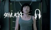 Este es el tráiler de Ghost in the Shell al ritmo de Steve Aoki