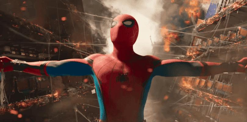 Nuevo y espectacular tráiler de Spider-Man: Homecoming