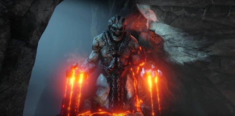 Burial Chamber es la nueva arena de Quake Champions