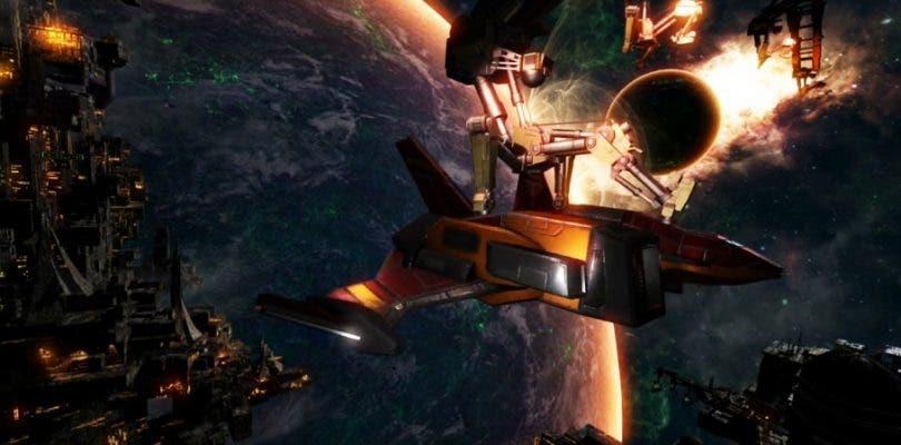 Climax muestra en vídeo la jugabilidad de RiftStar Raiders
