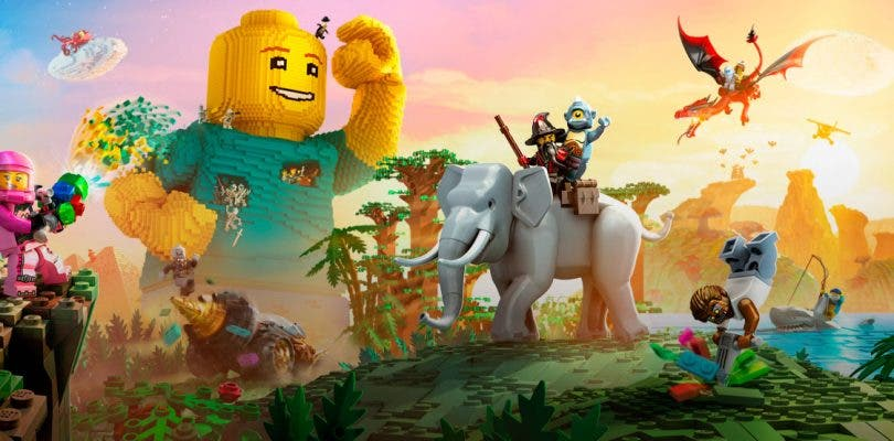 Lego Worlds Estrena Hoy Su Lanzamiento Para Nintendo Switch En Europa