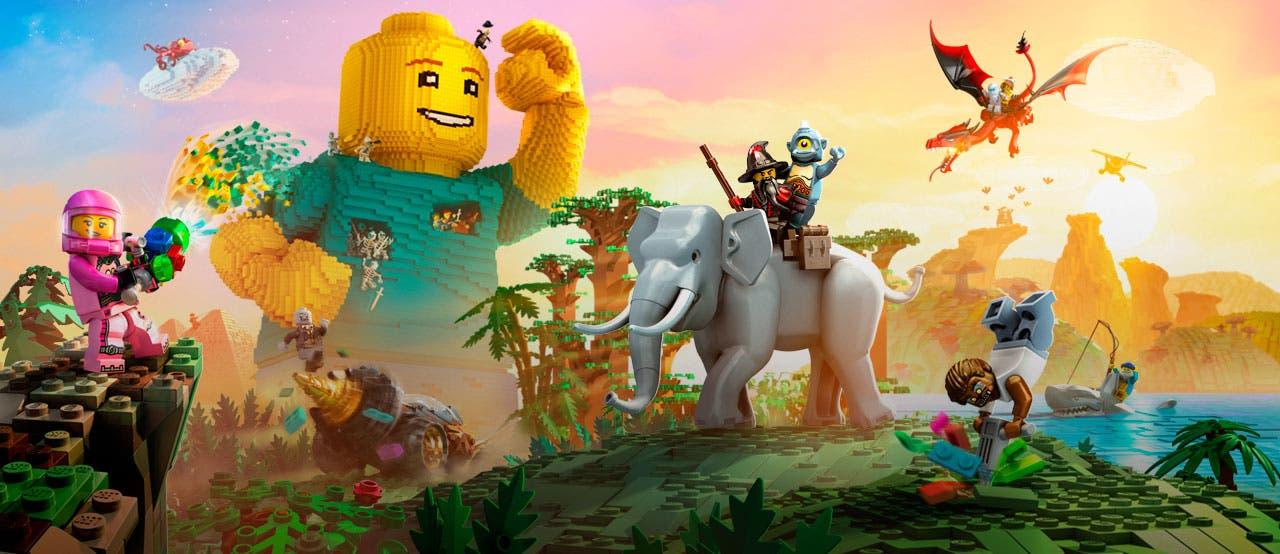 Imagen de Análisis LEGO Worlds