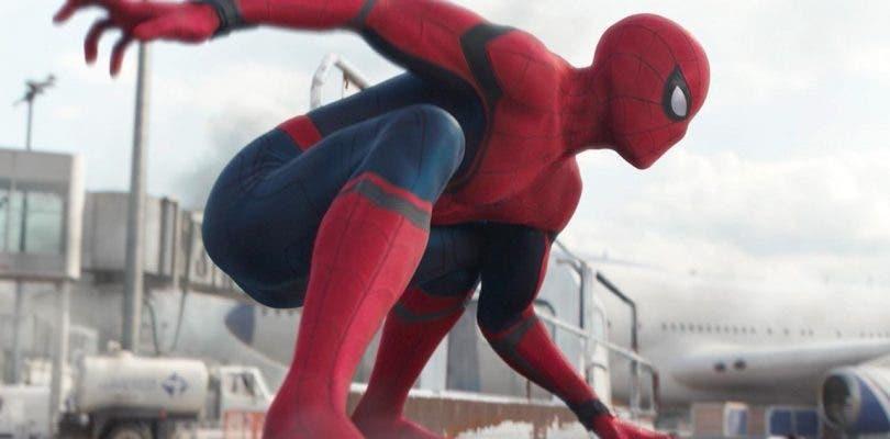 Nuevo teaser y fecha de tráiler de Spider-Man: Homecoming