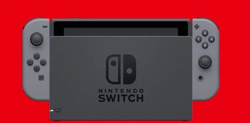 Nintendo pone fecha a la venta del dock de Switch por separado
