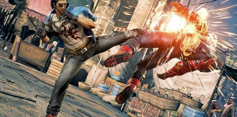 Tekken 7 ha finalizado su fase de desarrollo