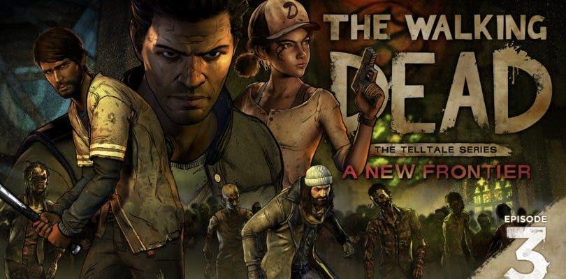 The Walking Dead A New Frontier muestra en vídeo su tercer capítulo