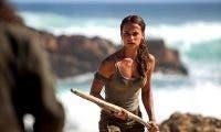 Primeras imágenes oficiales de Alicia Vikander en Tomb Raider