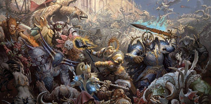 El primer Hack and Slash de Warhammer llegará a PC y consolas