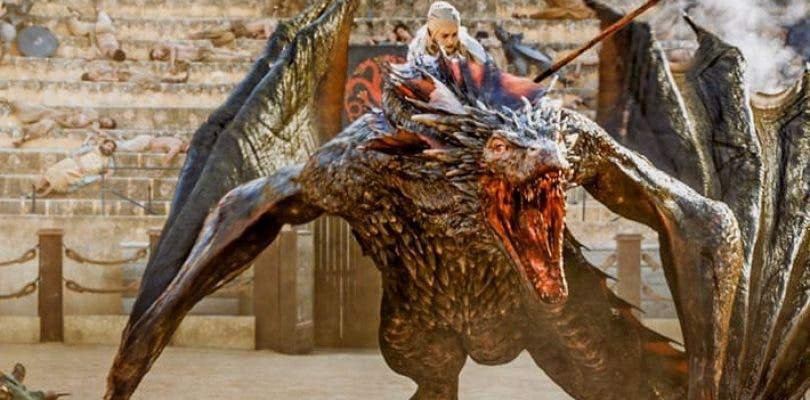 Los dragones serán más grandes que nunca en Juego de Tronos