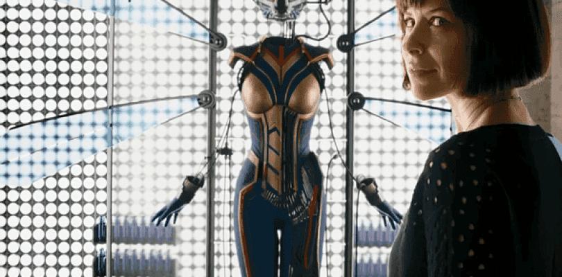 Revelado el logo oficial que llevará Ant-Man and the Wasp